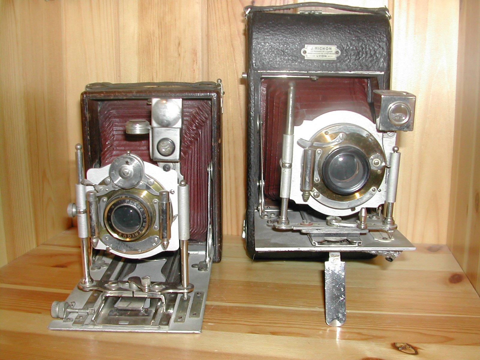 la collection appareils photos anciens de william archives du blog chambres unicum et fichon. Black Bedroom Furniture Sets. Home Design Ideas